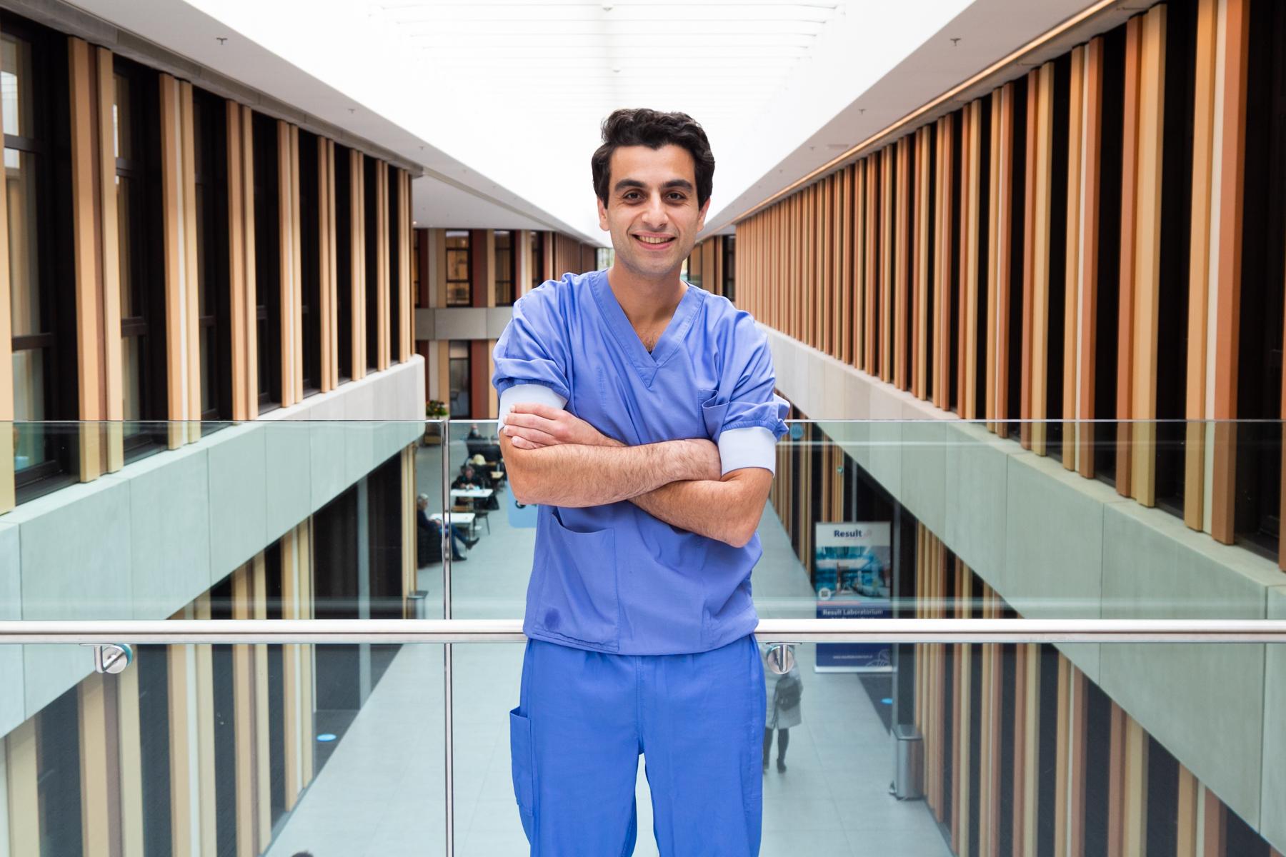Chirurg in opleiding